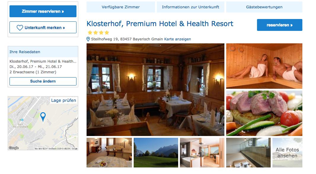 Klosterhof Screenshot